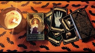 Deck Review: Madame Endora's Fortune Cards