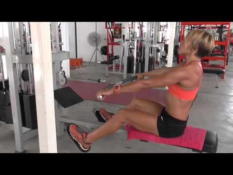 10 эффективных упражнений при шейном остеохондрозе