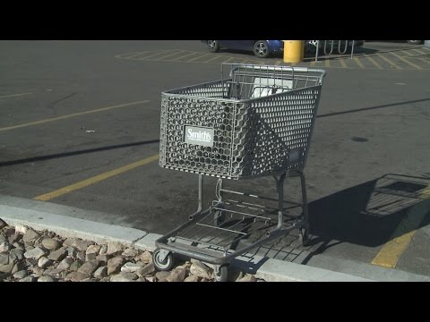 Albuquerque man accused of stealing 816 shopping carts for cash