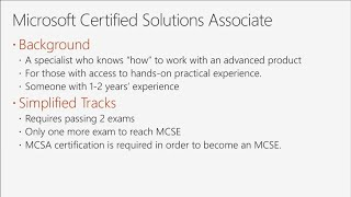 Cert Exam Prep: Exam 70-473: Cloud Data Platform Solutions - BRK3164