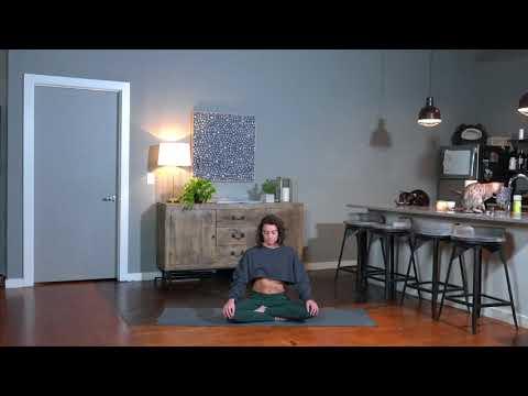 Winding Down - Yoga with Morgan Tyler