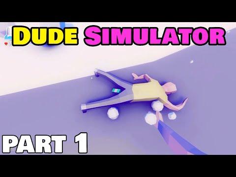 Dude Simulator Walkthrough