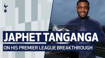 JAPHET TANGANGA ON HIS PREMIER LEAGUE BREAKTHROUGH, JOSE MOURINHO & FACING MANE AND SALAH!