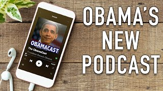 A Preview Of Obama39s New Podcast
