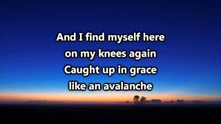 Hillsong UNITED - Like an Avalanche - Instrumental with lyrics