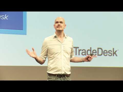 ADTRADER 2017 – Opening Keynote - Sacha Berlik, The Trade Desk