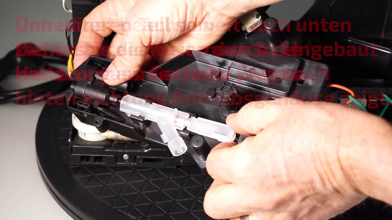 Reparaturvideo Melitta Solo Lattea Drainageventil Wechseln Tanksockeldichtung Ersetzen Youtube
