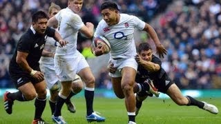 England v All Blacks (Extended Highlights) 2012