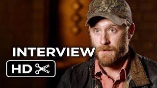 Lone Survivor Interview - Ben Foster (2013) - Mark Wahlberg, Eric Bana Movie HD