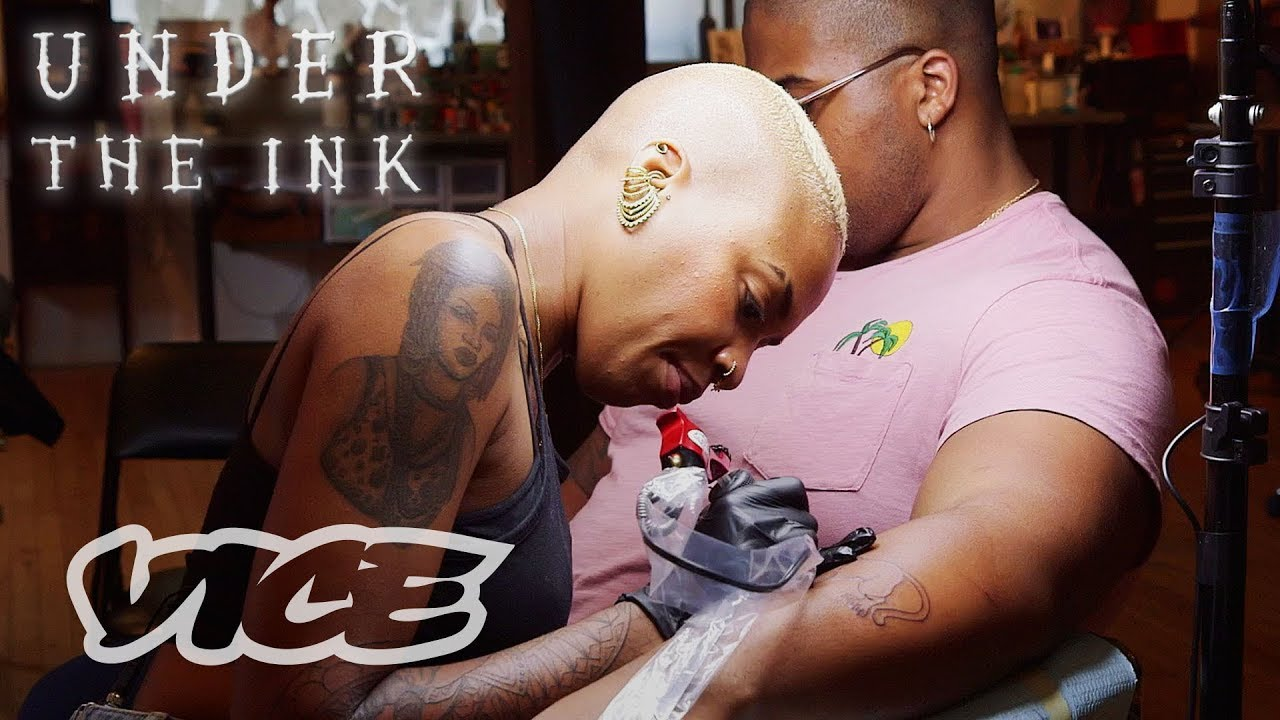 The Black Panther Tattoo Project Reclaiming Black History | Under the Ink