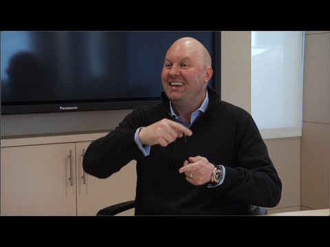 Marc Andreessen on the age of context (er, the future of the tech industry)