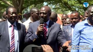 DP Ruto: It is time we focused on planning for developments and not who was elected on which party