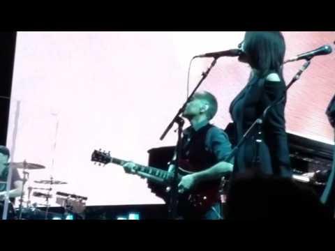 Stevie Nicks- Belle Fleur- Dallas 10/30/16- American Airlines Center