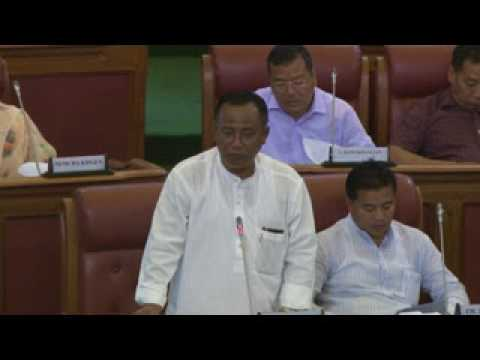 8th Day of 11th Manipur Legislative Assembly Session Question & Answer