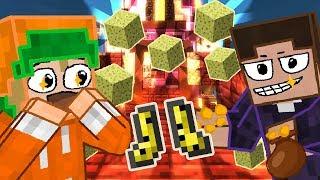 Ihr schenkt mir Schwamm + der Schwarzmarkt  | #08 「Minecraft: Hypixel Skyblock」