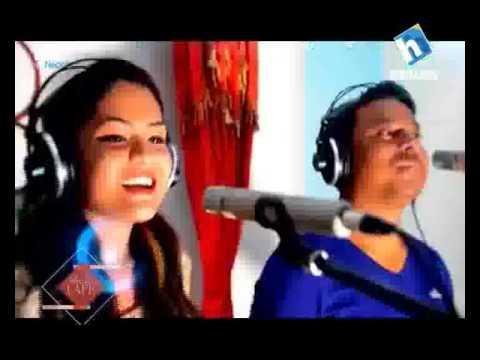 Laxmi Nepali (Selfie Hanaula) - Prem Bhattrai (Song Recording) - Music Cafe 19th November