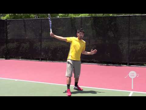 1267b924e Lock And Roll Tennis Tennis Backhand Tips & Techniques