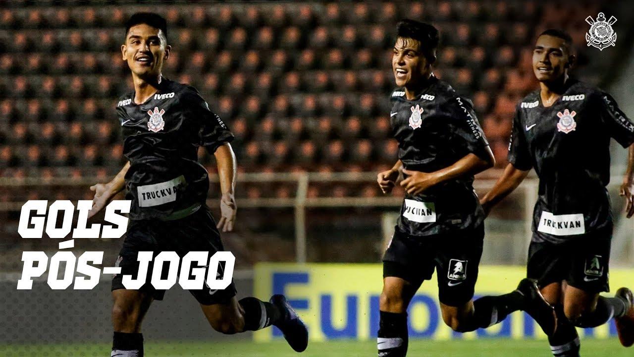 Gols E Pós Jogo Sinop Mt 1x4 Corinthians Copinha 2019