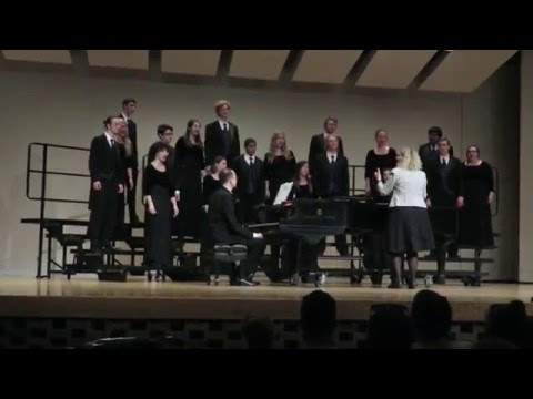 Grand Haven High School Choral Ensemble - Let Me Fly (Spiritual)
