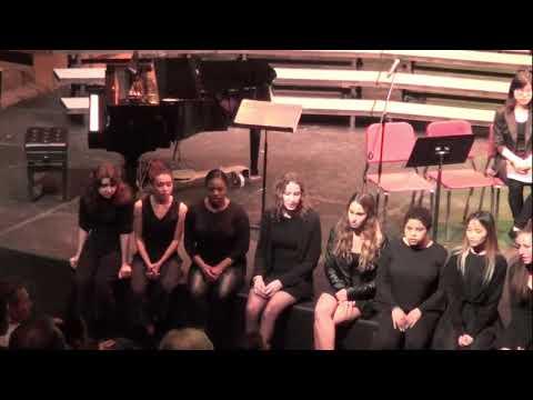 Senior Song - Abington Friends School - Spring Concert 2018