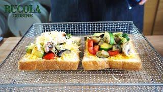 이탈리안 토스트 ✰ Italian Toast ✰ イタリ…