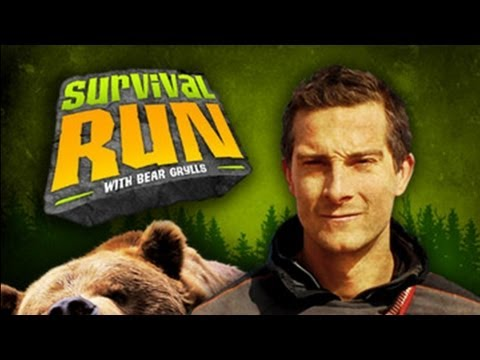 Survival Run with Bear Grylls - Universal - HD Gameplay Trailer