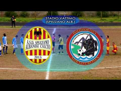 Spezzano Albanese - Mirto Crosia (Highlights)