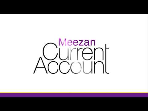 Meezan Bank -  Current Account - That Has Everything