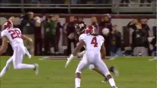 Mark Barron Ultimate Highlights