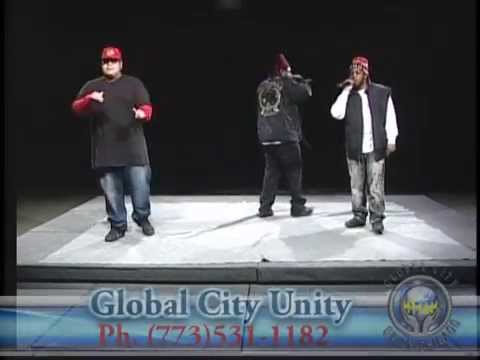 GLOBAL CITY UNITY /  RAPPERS