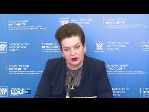 Т. Быковская: в ростовской больнице №6 врач заразился COVID-19