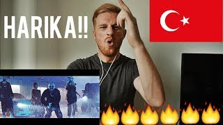 Çekmeceden Yıldızlara - M.O.B | Misha, Tepki, Ruby, Aksan, GNG, Motive, Burry Soprano // REACTION Video
