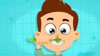 Фикси-советы - Как правильно чистить зубы (Зубная паста) / Fixiki