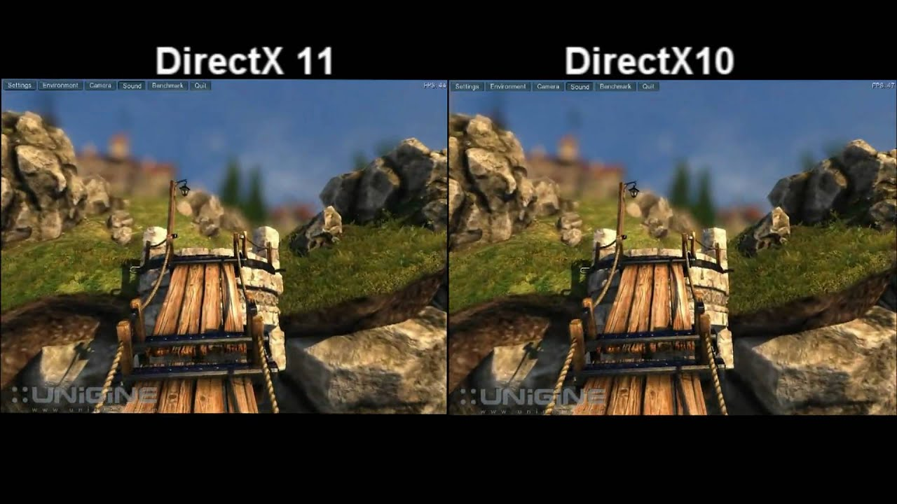 Check which version of DirectX is installed