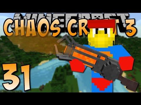 GRAVITY GUN TROLL - Minecraft CHAOS CRAFT 3 #031