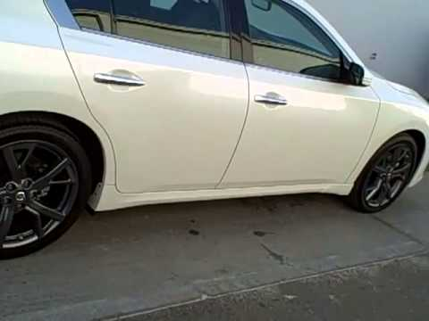 N8632 2013 Nissan Maxima Youtube