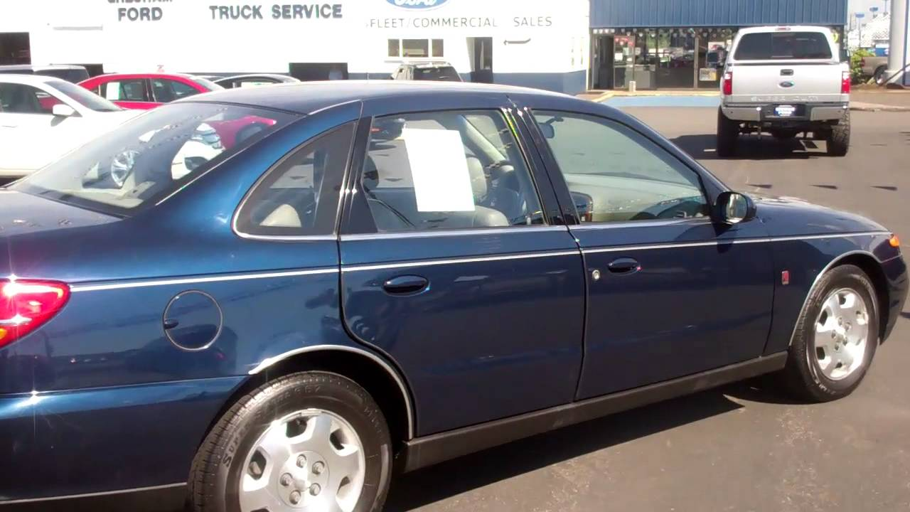 2000 Saturn LS2 with 3.0lt V6 automatic at Gresham Ford - YouTube