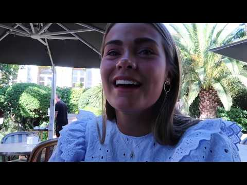 VLOG 4 - WELCOME TO THE COTE D'AZUR | SARAHBISOU