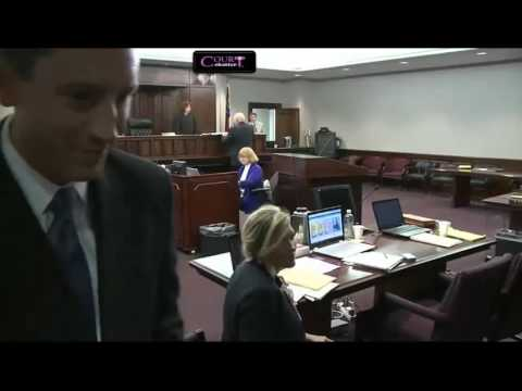 Justin Ross Harris Trial Jury Selection Day 1 Part 3 09/12/16