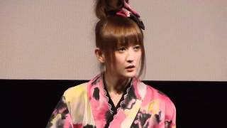小松彩夏 2011年7月18日に行われたバースデーイベントの模様をダイジェ...