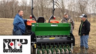 The Genesis 5 and Your Food Plots! - RTP Outdoors Tips