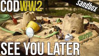 Call of Duty WW2 Sandbox Send Off! (Most Underrated CoD)