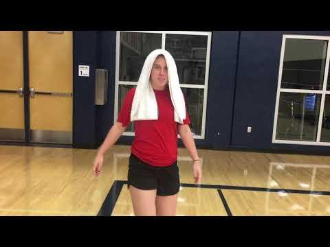 AZ Volleyball Skit 2K17