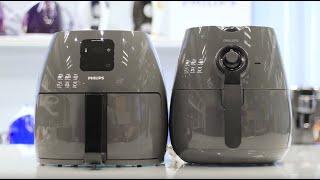 Аэрогрили Philips HD9241/40 і HD9220/30 Розпакування, комплектація і відмінності