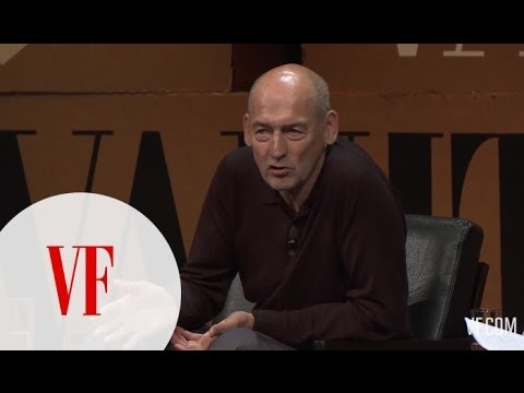 Tony Fadell and Rem Koolhaas on Design in the Digital Age
