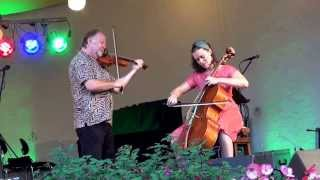Alasdair Fraser and Natalie Haas (3/6) - The Suite For Connie`s Birthday