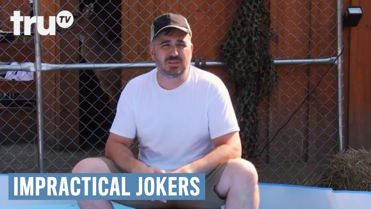 Download Impractical Jokers - The Misadventures of Q and Pepe (Punishment)   truTV