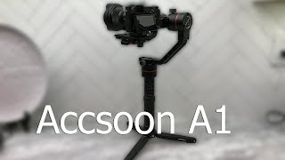 Accsoon A1 3 Axis Gimbal - DJI Ronin-S Competator
