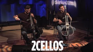 "2CELLOS ""Smooth Criminal"" Michael Jackson Cover Live @ SiriusXM //  Symphony Hall"