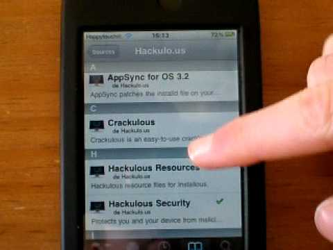 How to Install Installous on iPhone 4 iPhone